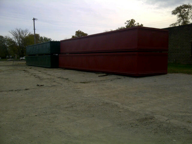 Work Boats | B & R Barges & Workboats | Taylorvile Illinois